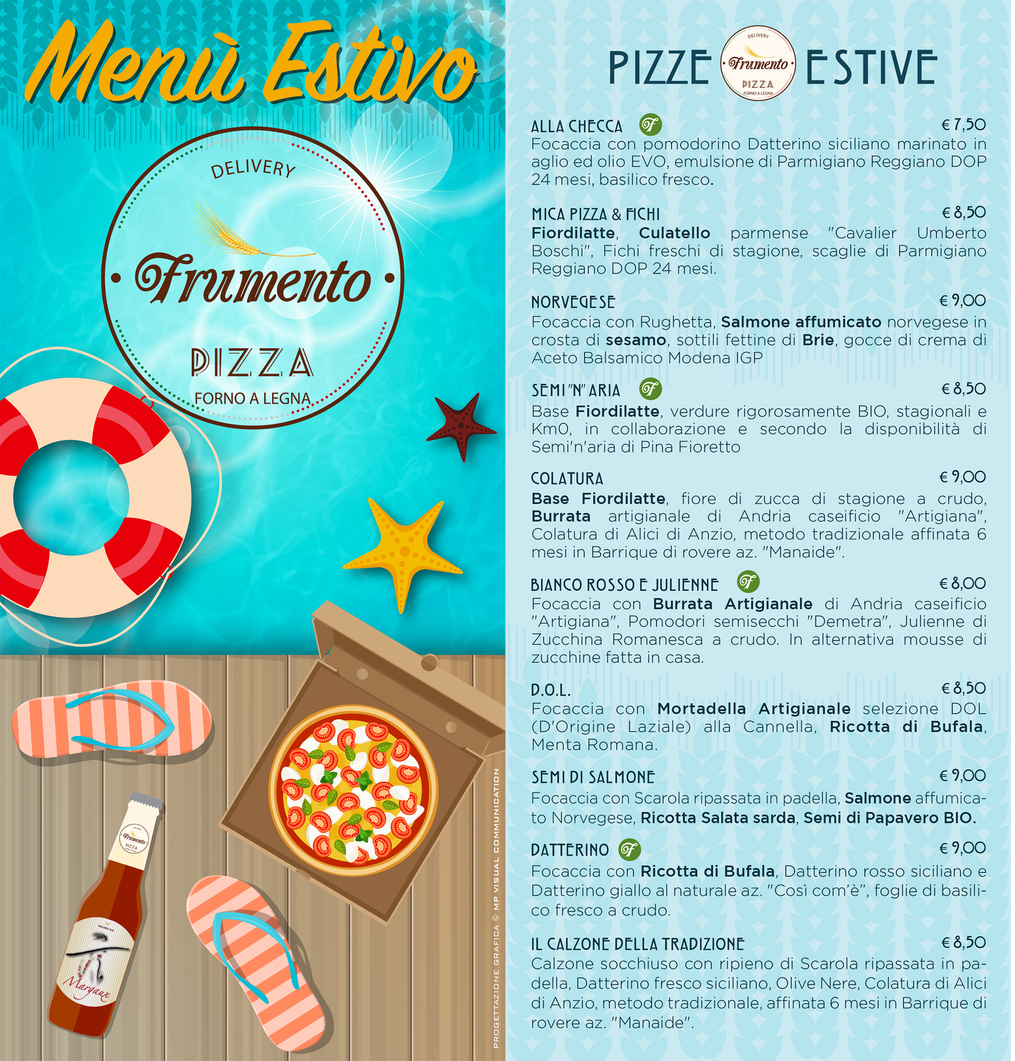 MENU ESTATE 2017 – Pizzeria Frumento